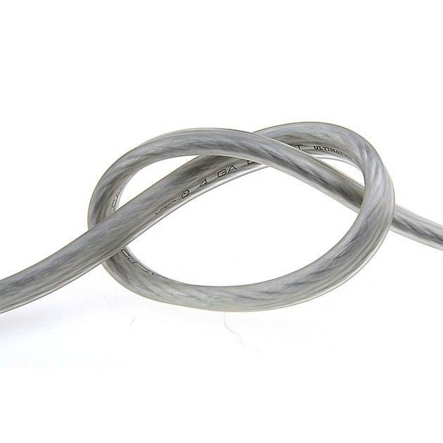 Силовой кабель URAL PC-UT4Ga Transparent
