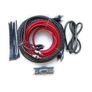 Комплект для подключения 4х канального усилителя MAX