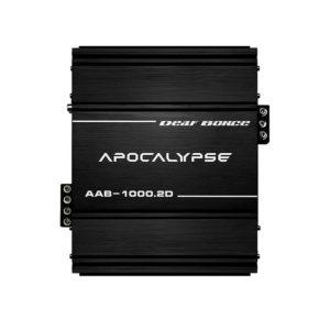 Усилитель Apocalypse AAB-1000.2D (2-канальный)