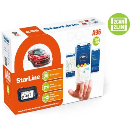 StarLine A96 2CAN+2LIN