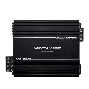 Усилитель Alphard Apocalypse AAB-400.4D ATOM (4-канальный)