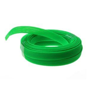 Оплетка (змеиная кожа) зеленая