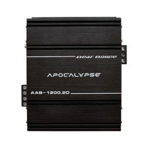Усилитель Alphard Apocalypse AAB-1200.2D (2-канальный)