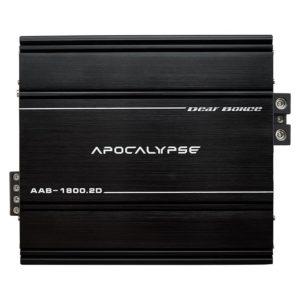 Усилитель Alphard Apocalypse AAB-1800.2D (2-канальный)