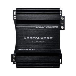 Усилитель Alphard Apocalypse AAP-1600.1D ATOM PLUS (моноблок)
