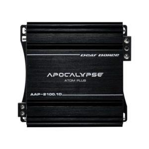 Усилитель Alphard Apocalypse AAP-2100.1D ATOM PLUS (моноблок)