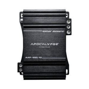 Усилитель Alphard Apocalypse AAP-550.1D ATOM PLUS (моноблок)